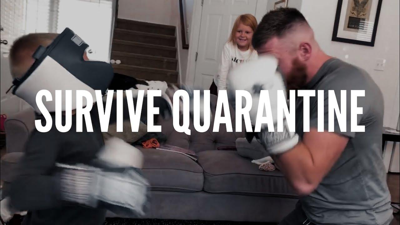 How To Survive Family Quarantine