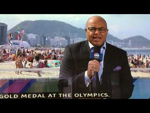 2016 Olympics Camera work