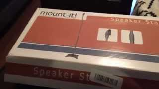 Mount-it! Un boxing ... Uploaded 2nd vid in link