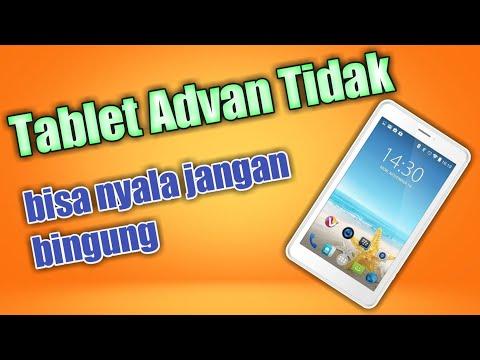 Tablet Advan Vandroid S7c error restart terus.Part II.