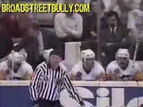 Re: great clip of what is said on the ice in the nhl