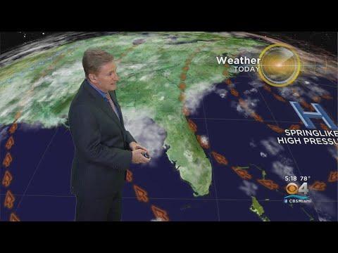 CBSMiami.com Weather @ Your Desk 2-21-19 5PM