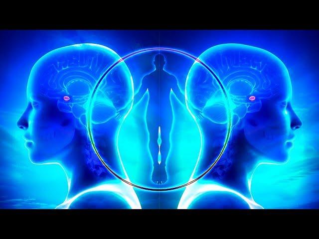 5000 Hz Energize Brain Music?FAST Brain Healing Recharge ? 45 Hz 7th Frequency of Schumann Resonance