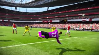 FIFA 15 Gameplay Features   Agility and Control Thumbnail
