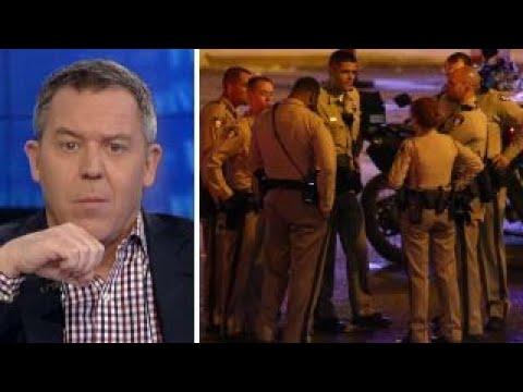 Greg Gutfeld says police are the heroes of the Las Vegas shooting massacre
