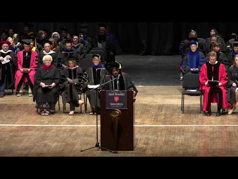 2017 College of Saint Benedict All-College Convocation