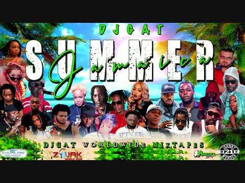DANCEHALL MIX JUNE 2019 RAW DJ GAT JAMAICA SUMMER MIX POPCAAN/VYBZ  KARTEL/TEEJAY/CHRONIC LAW