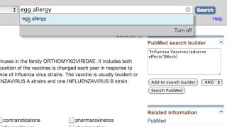 Use MeSH to Build a Better PubMed Query