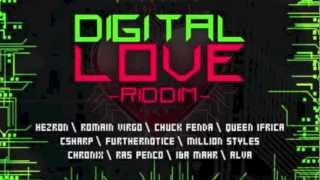 DIGITAL LOVE RIDDIM  MIX [NOTICE PRODUCTIONS] NOV 2012