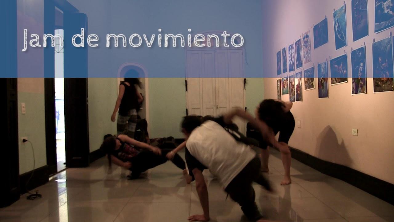 Encuentro Nómada Artes del Movimiento   Medellín 2018