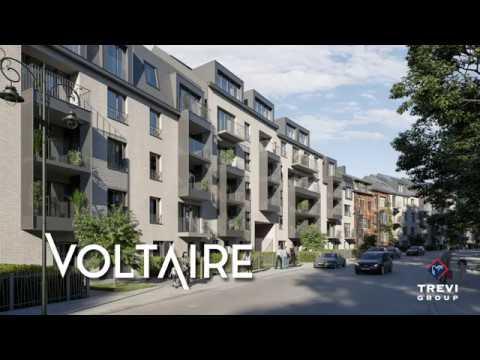 Découvrez le nouveau projet immobilier VOLTAIRE à Schaerbeek !