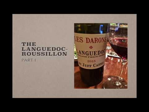 Winecast: Languedoc-Roussillon, Part I
