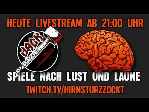 Livestream HEUTE 03.02.17 ab 21:00 Uhr [Info]