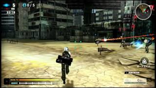 【フリーダムウォーズ】高画質プレイ動画   任意:シ7 7号作戦:市民奪還