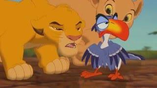 Alvin e os Esquilos 4 trailer (Versão Rei leão)