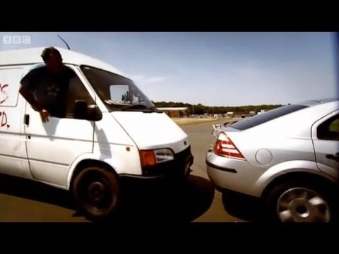 Man With A Van >> Man With A Van Challenge Part 1 Top Gear Bbc