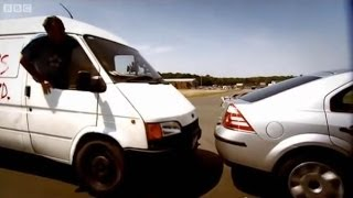 Man With a Van Challenge Part 1 | Top Gear | BBC