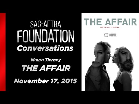 Conversations with Maura Tierney of THE AFFAIR