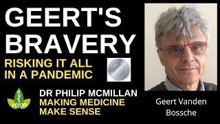 Geert's Bravery - Risĸing it all in a pandemic