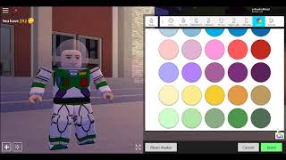 hOW TO BE BUZZ LiGhT yeaR In ROBLOXIAN HIGH SCHOOL (roblox)