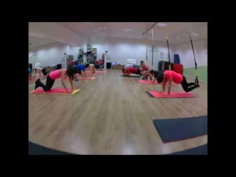 13 Video Cross TRX - Studio Bio Fitness - Saggio di Natale 2016