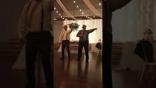 Funky Barry/Allbritton Wedding Dance