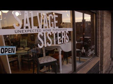 Salvage Sisters