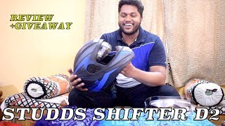 STUDDS SHIFTER D2 Review : BEST HELMET UNDER 2,500 Rupees.