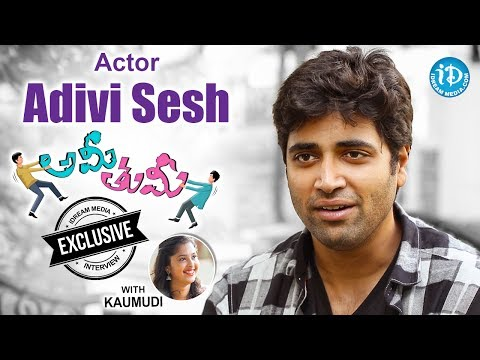 Ami Thumi Hero Adivi Sesh Exclusive Interview || Talking Movies With iDream #411