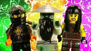 LEGO NINJAGO THE MOVIE - RISE OF THE VILLAINS PART 1-7 - COMPLETE SEASON