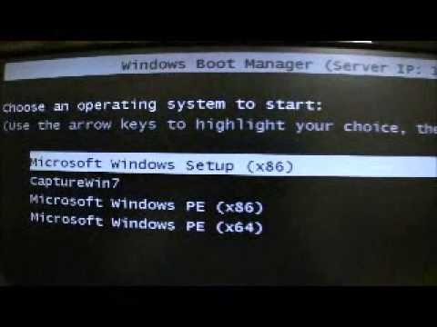 Windows Deployment Services - PXE Proof of Concept
