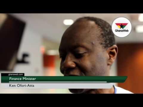 Ghana is back – Finance Minister