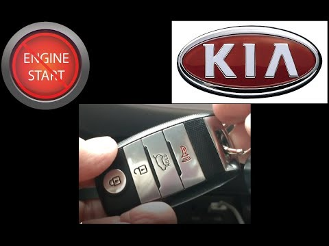 Kia Key Fob Battery Replacement 2014 And Later Youtube