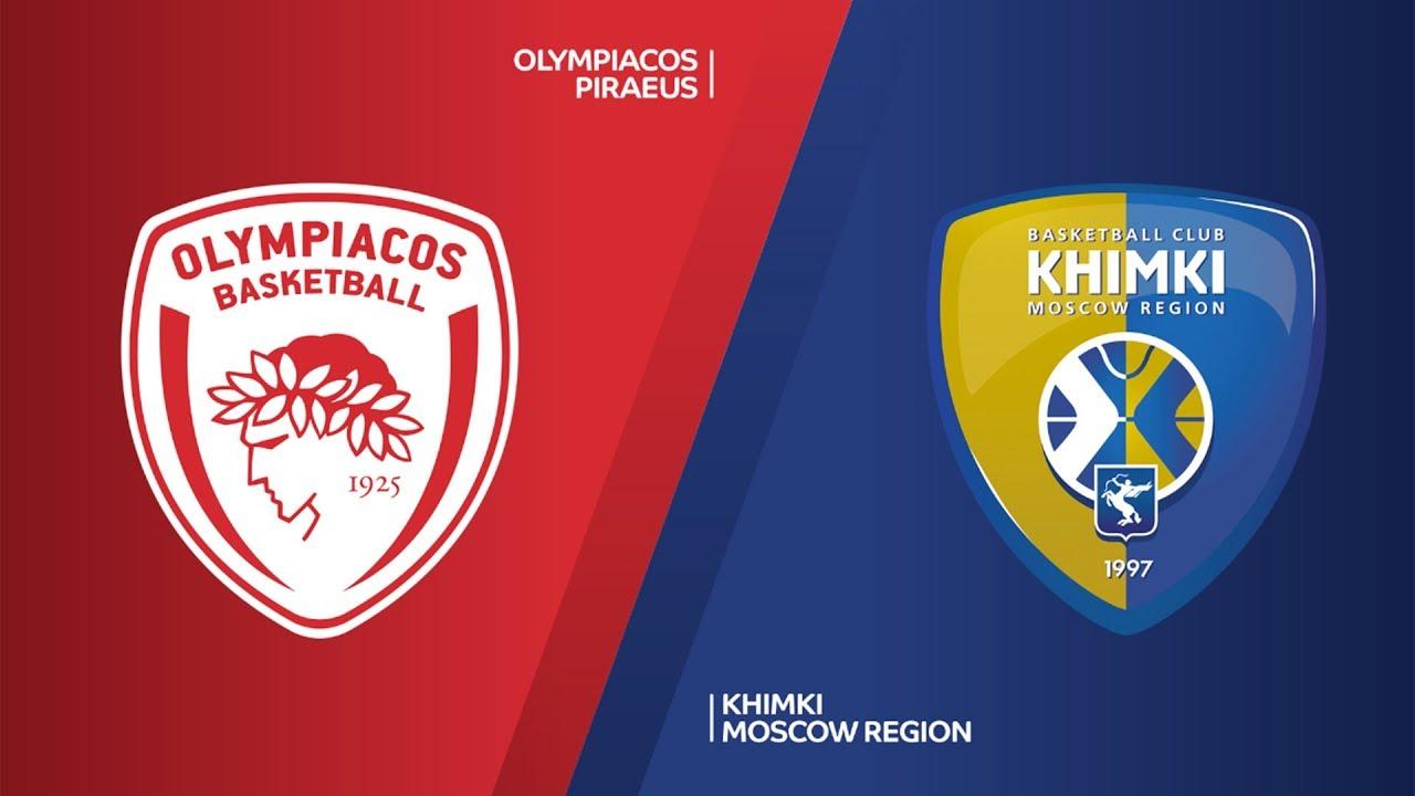 ÖZET | Olympiacos Piraeus - Khimki Videosu