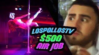 LosPollosTV StoryTime: $500 AirJob