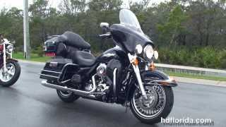 Used 2012 Harley Davidson Ultra Classic Electra Glide Motorcycles for sale - Destin, FL