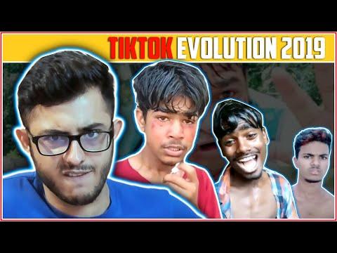 tiktok-evolution-2019-|-carryminati