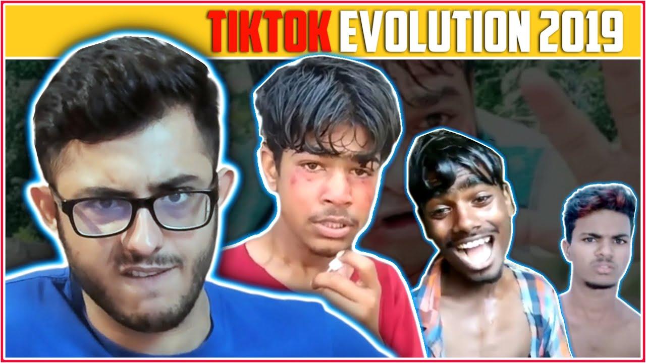 TIKTOK EVOLUTION 2019 | CARRYMINATI