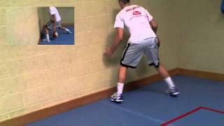 """""""Ball and a Wall"""" - How to improve your ball handling skills"""