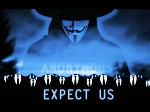 Werde Mitglied bei Anonymous