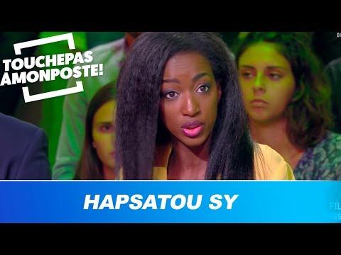 """Hapsatou Sy : """"Je demande des excuses à Éric Zemmour"""""""