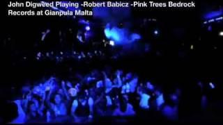 John Digweed Playing - Robert Babicz - Pink Trees - Malta
