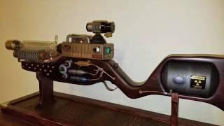 Steampunk Raygun Plasma Rifle