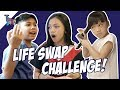 The Baldys -  Life Swap Challenge! | Bocah Only