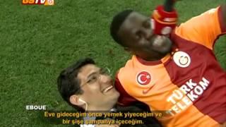 Emmanuel Eboue Eğlanceli GS Tv Röportajı