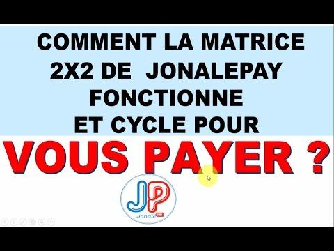 COMMENT JONALEPAY FONCTIONNE POUR VOUS PAYER