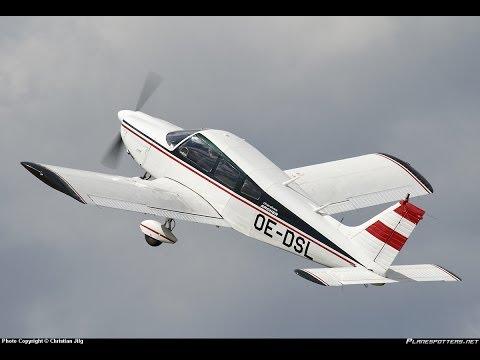 A2A Cherokee 180   Pushing the Flight Envelope - Part 2 Flight