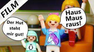 Playmobil Film deutsch | 1 Tag lang reimen Hannah vs. Emma - Nur REIME erlaubt! Kinderserie Vogel