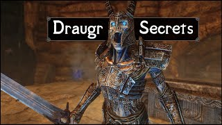 Skyrim: 5 Things They Never Told You About the Draugr