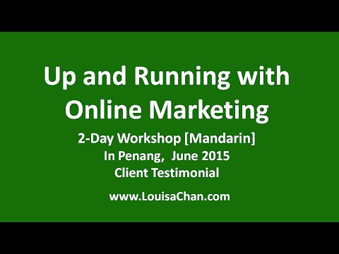 Digital Marketing Corporate Training [Mandarin] for Sales - Client Testimonial
